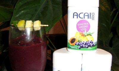 acai berry trio